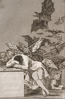 220px-Francisco_José_de_Goya_y_Lucientes_-_The_sleep_of_reason_produces_monsters_(No._43),_from_Los_Caprichos_-_Google_Art_Project